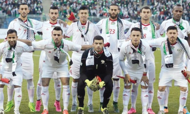 """المنتخب الفلسطيني يتقدم في تصنيف """"الفيفا"""" ويقفز للمركز الـ73 عالميا"""