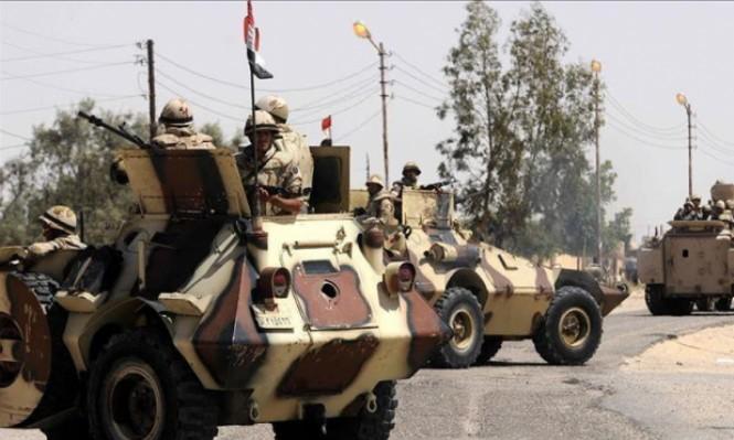 الجيش المصري: مقتل 53 مسلحا وتوقيف 685 في سيناء