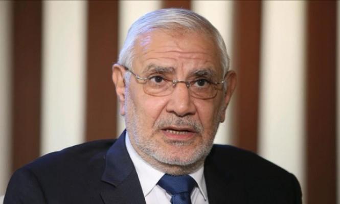 سلطات السيسي تمدد اعتقال أبو الفتوح 15 يومًا