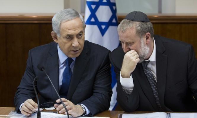 مندلبليت: لن تكون لدي مشكلة بتقديم لائحة اتهام ضد نتنياهو