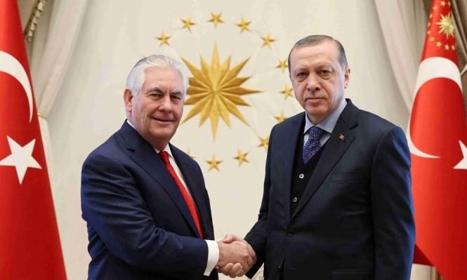 تيلرسون يزور أنقرة وبيروت وسط توتر بشأن النزاع بسورية