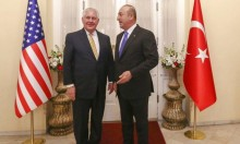 تيلرسون: أميركا تقر بحق تركيا في تأمين حدودها