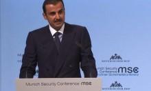 أمير قطر: يجب صياغة اتفاق أمني يرسي الأمن بالشرق الأوسط