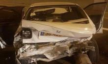 إصابتان إحداهما خطيرة في حادث طرق قرب شفاعمرو