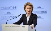 ألمانيا وفرنسا تشددان على تولي أوروبا أمنها بنفسها