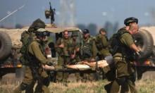طائرات الاحتلال تشن عدة غارات على مواقع للمقاومة بغزة