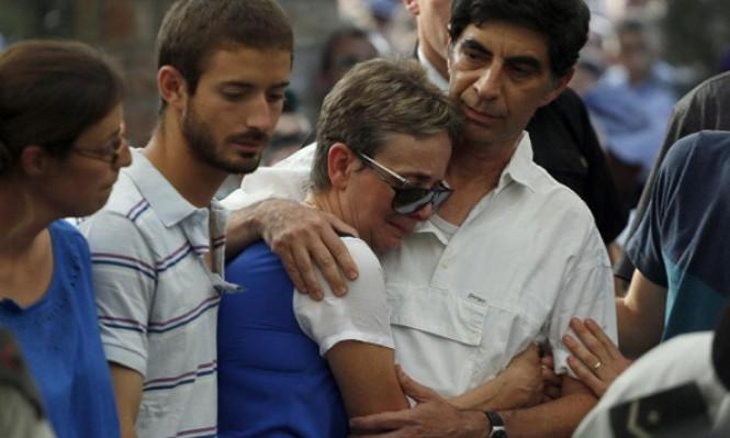 """عائلة غولدين تنتقد نتنياهو وتتهم الحكومة بـ""""الخيانة"""""""