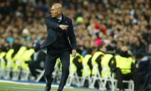 تقارير: زيدان يفكر بالرحيل عن ريال مدريد