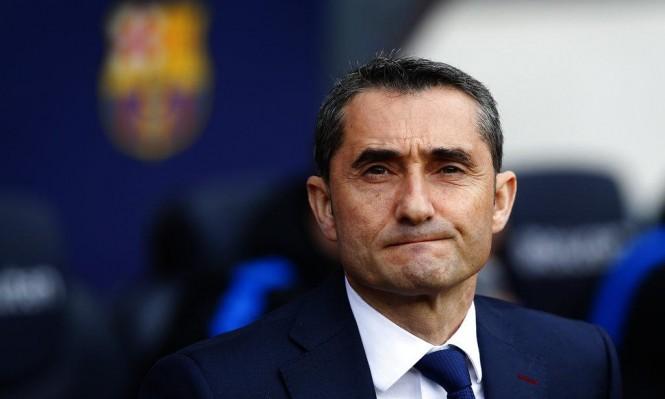 مدرب برشلونة يتحدث عن سبب المعاناة أمام إيبار