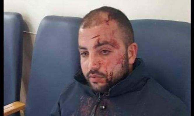 مستوطنون يعتدون على سائق حافلة من القدس