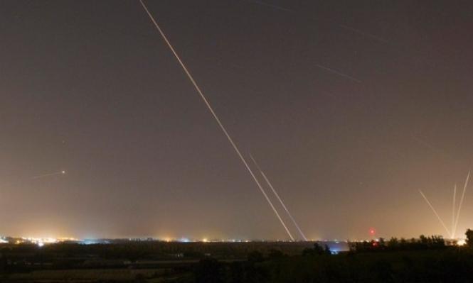 إطلاق قذيفة من قطاع غزة وصفارات إنذار جنوب إسرائيل