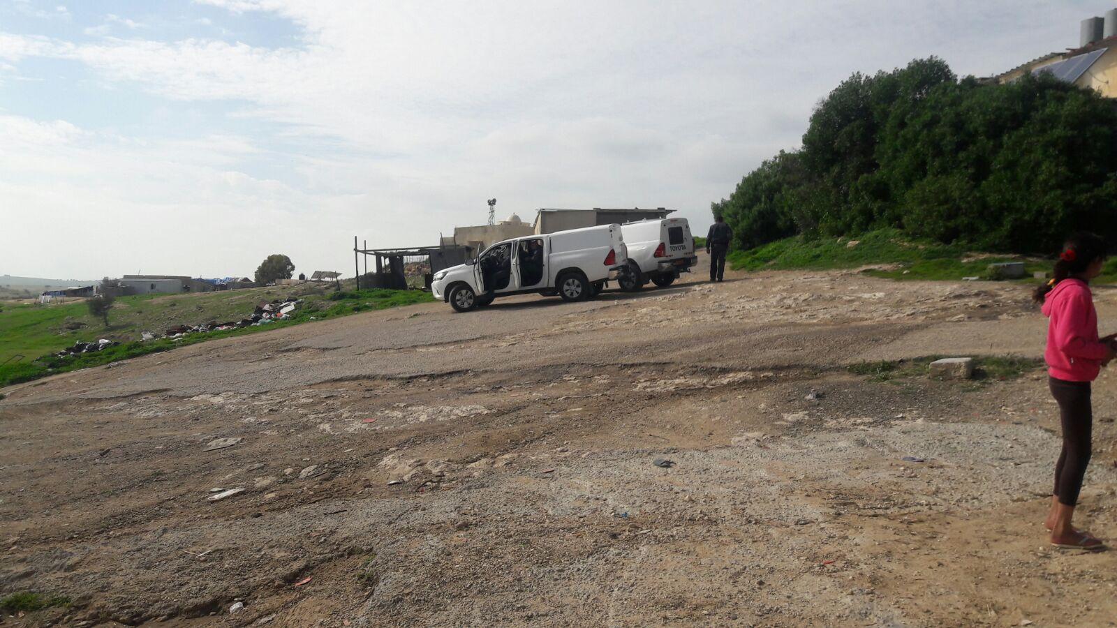 الشرطة الإسرائيلية تمهل أهالي أم الحيران شهرا لإخلاء منازلهم