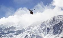 إيران تعثر على حطام الطائرة المنكوبة