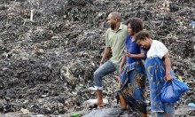 موزمبيق: مصرع 17 شخصا جراء انهيار جبل من القمامة