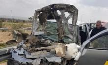 اللقية: وفاة محمد أبو عمار متأثرا بإصابته في حادث