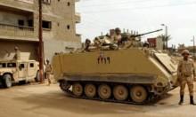 مقتل ثلاثة جنود في عمليات سيناء