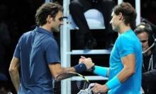 فيدرر يتفوق على نادال بتصنيف لاعبي التنس
