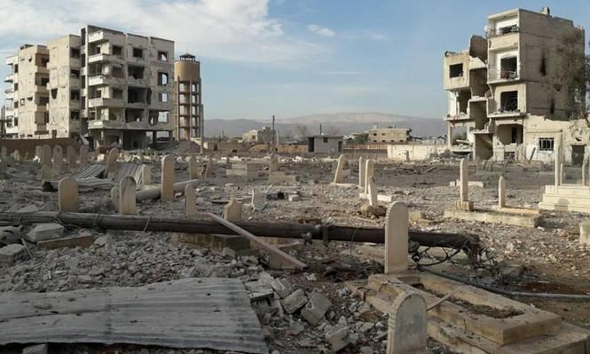 400 قتيل وجريح في الغوطة الشرقية خلال 24 ساعة
