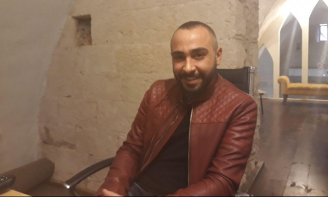مصمم الأزياء ساهر عوكل من سوق الناصرة للعالمية