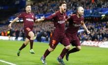برشلونة يقتنص تعادلا ثمينا أمام تشيلسي