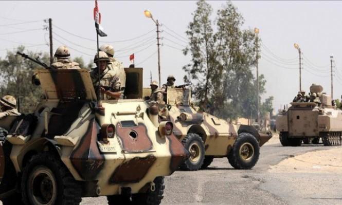سيناء: الجيش المصري ينفي أنباء عن قصف نقطة عسكرية بالخطأ