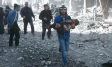 النظام يواصل قصف الغوطة الشرقية ويقتل 250 مدنيا
