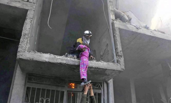 """""""في الغوطة نقبر أنفسنا قبل أن نموت"""""""