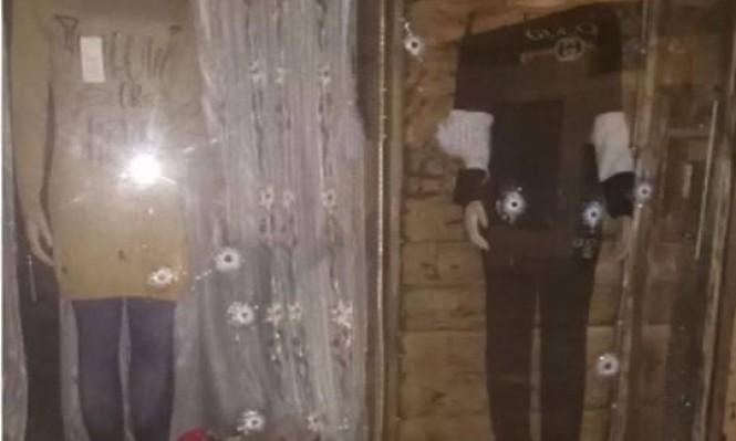 أم الفحم: إطلاق وابل من الرصاص على محل تجاري