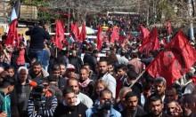 الديمقراطية بانطلاقتها الـ49  تدعو لإنهاء الانقسام ومقاومة الاحتلال