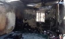 حورة: إصابة أم و3 أطفال في حريق منزل