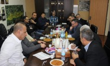 بمبادرة تجمع البعنة: جلسة عمل بالمجلس حول التطوير الاقتصادي