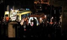 انهيار مبنى سكني في مصر يسفر عن مقتل 10 أشخاص