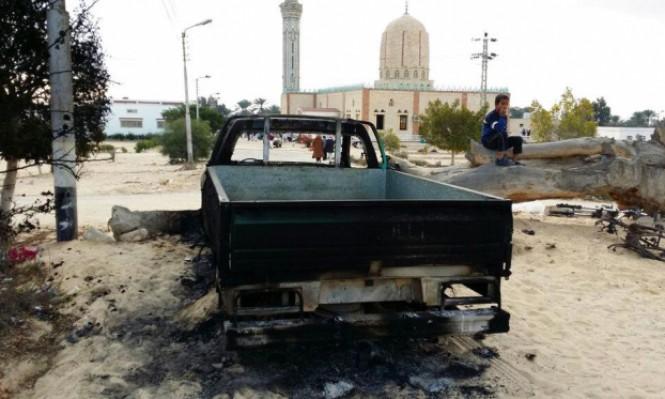 مصر تعلن مقتل 7 عسكريين و71 مسلحًا خلال أسبوعين