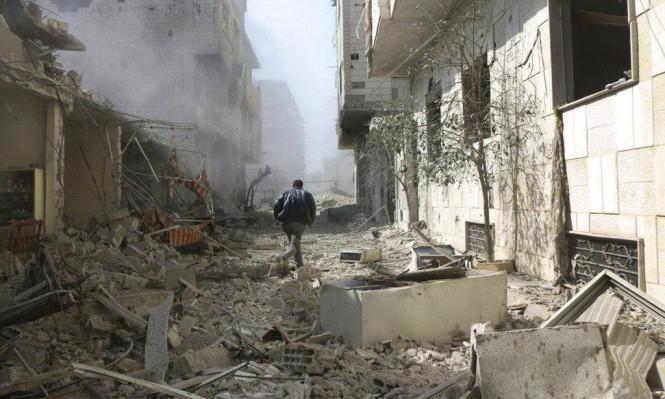 الغوطة: الأمم المتحدة تدعو لهدنة وروسيا تقول إنها ستدعمها