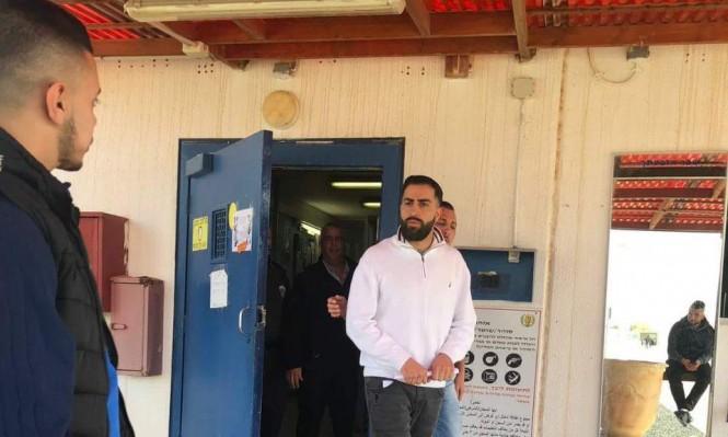 الاحتلال يعيد اعتقال أسير إداري فور الإفراج عنه