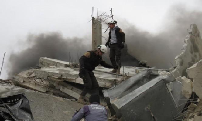 """""""روسيا جربت أكثر من 200 سلاح جديد في سورية"""""""
