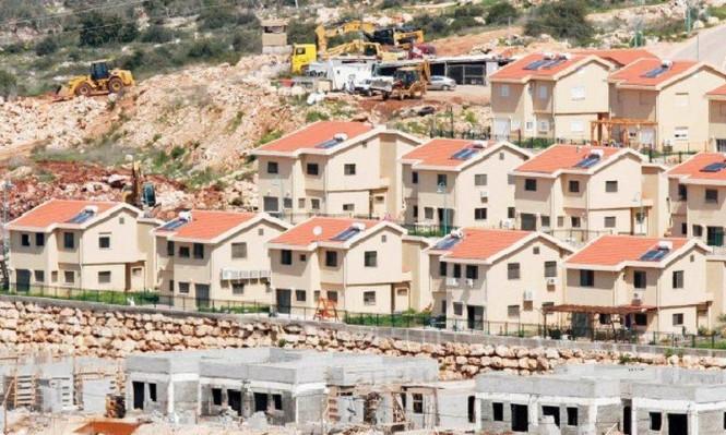 بلدية الاحتلال تصادق على بناء 3 آلاف وحدة استيطانية بالقدس