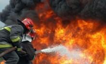 نين: حريق في حافلتين