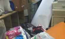 أعمال تخريب في بساتين بقرية دبورية