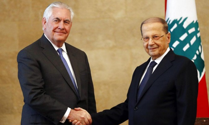 """الشروط الإسرائيلية الأميركية لحل """"أزمة بلوك 9"""" مع لبنان"""