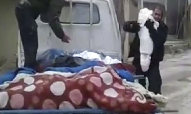 مقتل 9 مدنيين بغارات للنظام على الغوطة قبل تصويت مجلس الأمن