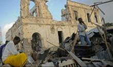 ارتفاع حصيلة تفجيرات مقديشو إلى 38 قتيلا