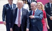 نتنياهو يوجه دعوة لترامب لتدشين سفارة واشنطن بالقدس