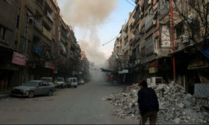 سورية: مقتل 21 مدنيا في تجدد القصف على الغوطة الشرقية