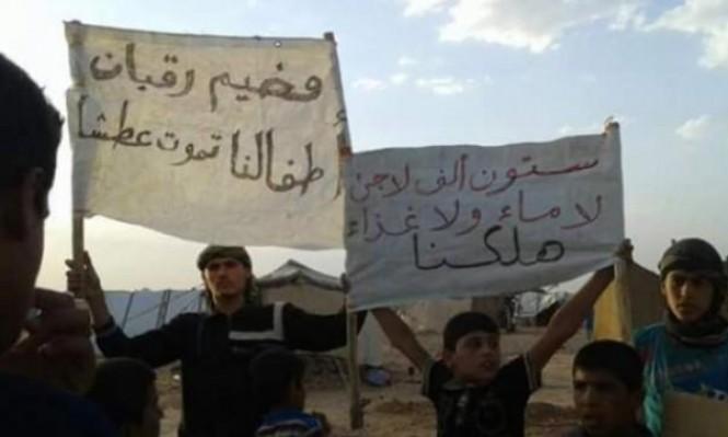 %85 من اللاجئين السوريين بالأردن تحت خط الفقر