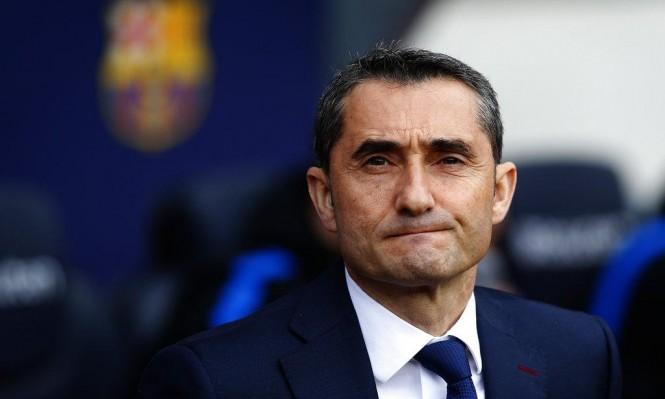 مدرب برشلونة يعقب بعد الفوز على جيرونا