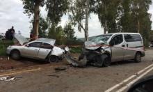 دبورية:مصرع امرأة وإصابة رضيعها وآخر في حادث طرق