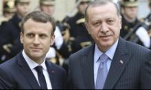 ماكرون لإردوغان: الهدنة في سورية تشمل عفرين