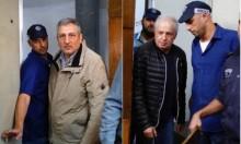 """""""الملف 4000"""": تمديد اعتقال حيفتس وألوفيتش وكمير"""