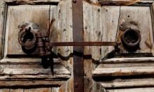 """""""كنيسة القيامة مغلقة حتى يتراجع الاحتلال عن إجراءاته"""""""